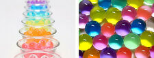 Round Color Beads for Candle Holders Vase Votive Gel 1-Ounce Bag makes 1 Gallon