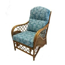 NEW CUSHIONS & COVERS FOR CANE CONSERVATORY FURNITURE