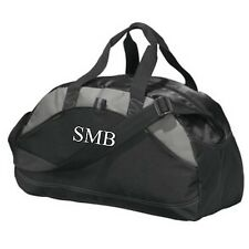 Groomsmen Gifts Personalized Monogrammed Duffel Bag Gym