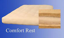 "ComfortRest 6"" Thick Futon Mattress Many Sizes & Colors"