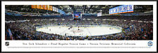New York Islanders Panoramic Final Game Nassau Coliseum Picture Photo NEW