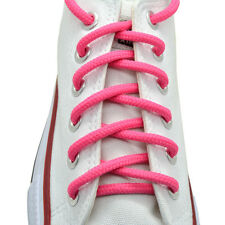 """27"""",36"""",45"""",54"""", Pink Round Shoelaces Brand New"""