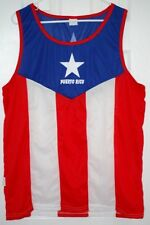 "PUERTO RICO TANK TOP ""FLAG ON BOTH SIDES"""