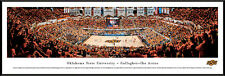 Oklahoma State Cowboys Basketball Gallagher Arena Panoramic Photo NEW
