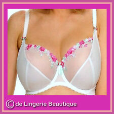 The Angel White Bra Made by Full-filled Size 30DD - 42JJ