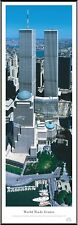 World Attraction Landmark Panoramic - FRAMED or UNFRAMED - Choose From 58 NEW