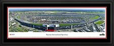 NASCAR Deluxe Framed Raceway Panoramic Double Matted PICK YOUR TRACK NEW