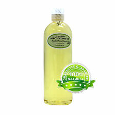 COLD PRESSED PURE APRICOT KERNEL OIL PURE ORGANIC from 2 oz up to GALLON!