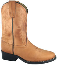 NEW Bomber, Western Pageant, Cowboy, Toddler - Youth  M, Width   Leather   Boots