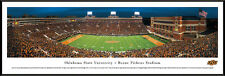 Oklahoma State Football Boone Pickens Stadium Panoramic NEW