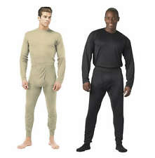 ECWCS Gen III Polyester silkweight Level 1 Thermal Long Underwear Mens Military