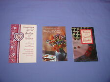NEW .99 CENT HAPPY VALENTINES DAY BROTHER, BROTHER AND HIS FAMILY GREETING CARDS