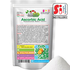 Ascorbic Acid (Vitamin C) Powder - FREE SHIPPING (P)