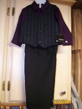 NWT Holiday Editions Boys Sizes 12M, 18M, 24M, 4T, Or 5T 3-Piece Suit