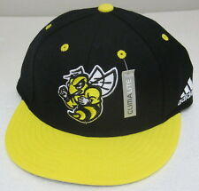 Randolph-Macon College Yellow Jackets Multi-Color Flat Bill Fitted Hat By adidas