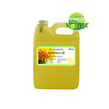PURE SAFFLOWER OIL COLD PRESSED ORGANIC HIGH OLEIC