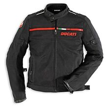 MENS DUCATI FLOW TEXTILE MESH JACKET MADE BY DAINESE MOST SIZES AVAILABLE