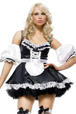SEXY 3 Pc. Sexy French Maid Costume. Sexy French Maid Costume. Sexy Maid Costume