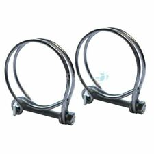 15/20/25/32/40mm DOUBLE WIRE HOSE PIPE CLIPS SCREW TIGHT KOI FISH POND FITTING