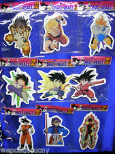 Dragonball Z Sticker Dragon ball Z Sticker You Choose The Style Medium Size