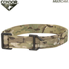 CONDOR Tactical Nylon RIGGER BELT us1015 - Genuine CRYE Multicam Camo