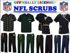 NFL SCRUB TOP-NFL SCRUB PANTS-NFL SCRUBS-ALL TEAMS-NFL FOOTBALL SCRUBS-D-K TEAMS