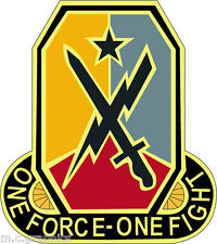 STICKER US ARMY UNIT Maneuver Center of Excellence, Fort Benning, Georgia