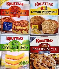 Krusteaz Supreme Baking Mix Cakes Bars Cookies Muffins Kosher Holiday ~ One Box