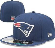 New England Patriots New Era Sideline On Field 5950 59Fifty Navy Fitted Hat New