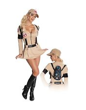 Sexy Ghostbusters Costume Women's Adult XS, S, M, L Licensed 880534 New