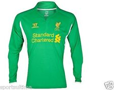 WARRIOR LIVERPOOL GOALKEEPER HOME SHIRT 2012/13 KIDS 100% AUTHENTIC