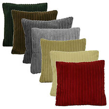 """Chunky Cord Cushion Covers only 16"""" 18"""" 20"""" 22"""" 24"""" zipped"""
