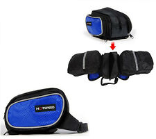 2012 New Cycling Bike Bicycle Frame Front Tube Bag Can Expand Capacity 1.5 times