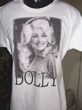*DOLLY PARTON* T SHIRT! B/W Design COUNTRY MUSIC S-5XL