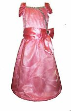 Christmas Party Dress Pink Fancy costume Princess (Sleeping Beauty Play Occasion