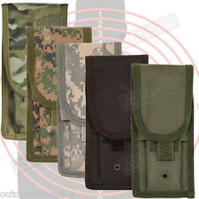 "Tactical MOLLE Modular Mag Pistol POUCH - 8 1/4"" x 4"" x 2"", Mag/Magazine"