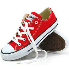 CONVERSE CHUCK TAYLOR AS CORE OX Red M9696 All Star Sneakers Men / Women