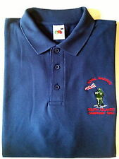 ROYAL MARINES FALKLANDS CAMPAIGN EMBROIDERED POLO SHIRT - SBS SAS ARMY