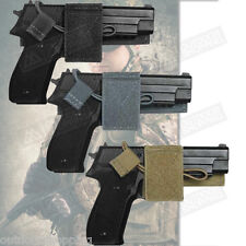 Backed Panel Hook & Loop Holster - Wrap Around Design, One Size Fits All, SWAT