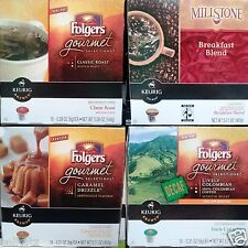 Folgers Millstone Single Serve Coffee For Keurig K Cup Machine ~ Pick One