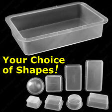 Castin'Craft RESIN PAPERWEIGHT MOLDS for embedding w/ polyester or epoxy casting