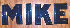 "10"" Vintage 1950-60's Era Drive In  Movie Theater Marquee Sign Letters 3D"