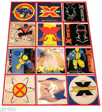 Official Marvel X Men STICKERS Choice Of 12 Designs Only 99p Each Free Post Xmen