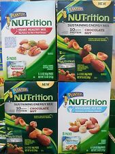 Planters Nut-Rition Heart Healthy Nuts Fruit Snack Mix ~ One Box