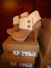 UGG Australia Women's Georgette Fawn, Chestnut, or Black - NEW