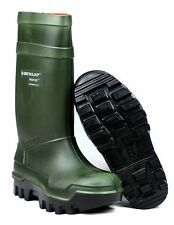 Dunlop thermo wellies( fishing,factory,farming cold weather ,waterproof