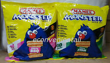 MAMEE MONSTER NOODLE SNACKS with flavour choice 250g (10 family packet x 25g)