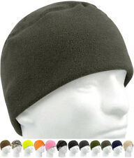 Military Polar Fleece Beanie Watch Cap - Warm Winter ECWCS Gear