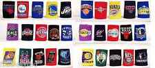 NBA Licensed Basketball Finger Wraps Bands Sleeve Protector (Heat Lakers etc...)