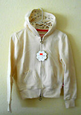 Cutie Patootie girls hoodies sweatshirts cotton poly blend ZIPPER heart trim